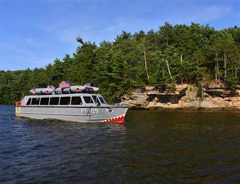 wisconsin dells boat boat tours in the upper dells dells army ducks