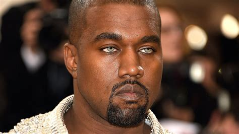 kanye west met gala kanye west wears blue contacts and the world