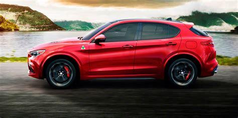 2019 alfa romeo stelvio redesign and price 2018 car reviews