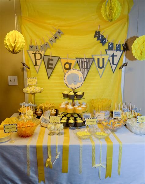 Peanut Baby Shower by 7 Best Lil Peanut Baby Shower Images On Peanut