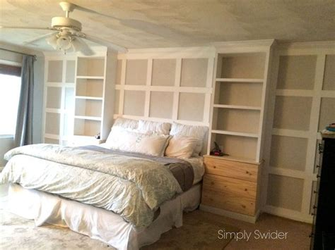 bedroom built in ideas diy master bedroom built ins hometalk