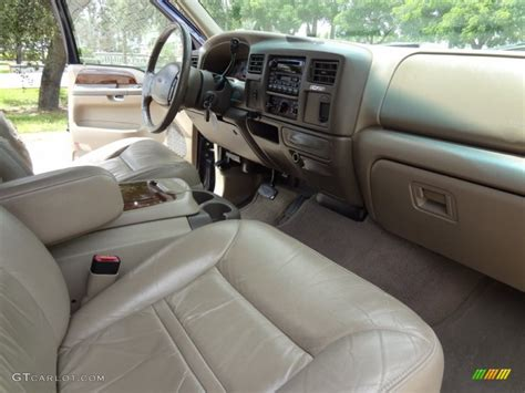 Custom Ford Excursion Interior by 2000 Ford Excursion Limited Interior Photos Gtcarlot