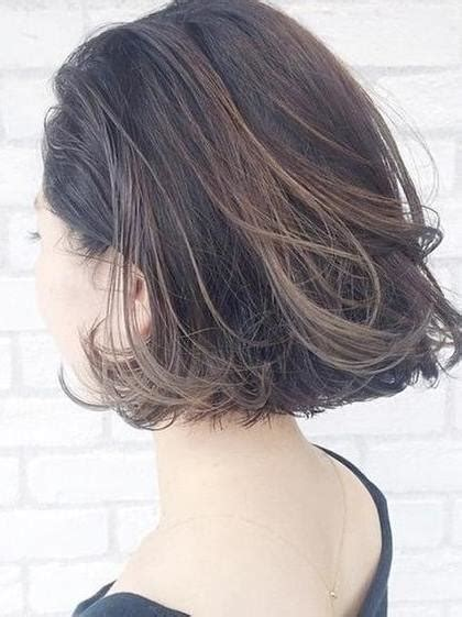 blunt end cut add texture blunt cut with textured ends 20 messy bob hairstyles