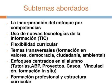 Diseño Curricular Por Competencias Diaz Barriga Conferencia Magistral De La Dra Frida D 237 Az Barriga Quot Modelos De Innov