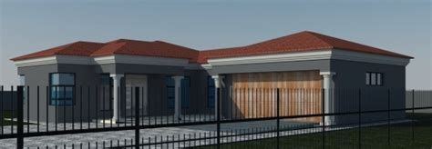 marvelous 3 bedroom tuscan house plans in south africa