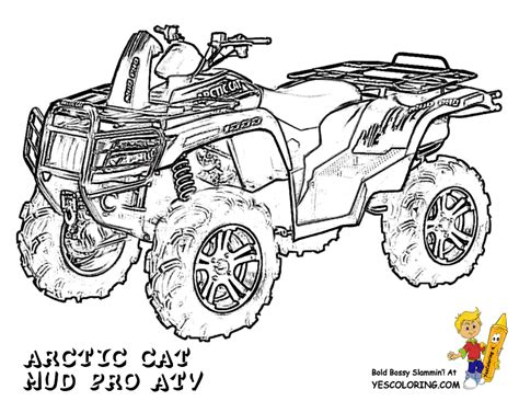 4 Wheeler Coloring Pages by Atv Coloring Pages Atv Coloring Pages Free 4 Wheeler
