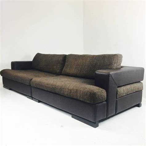roche bobois sofa for sale roche bobois two piece sectional sofa for sale at 1stdibs