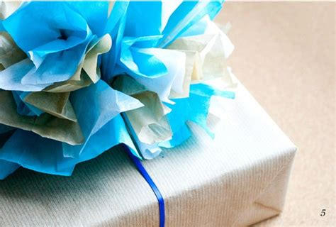 Make A Bow Out Of Tissue Paper - how to make tissue paper bows diy cozy cottage