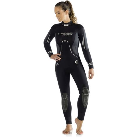 cressi comfort cressi comfort wetsuit ladies 7mm the scuba doctor