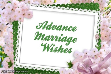 Wedding Anniversary Advance Wishes advance marriage wishes advance marriage greetings