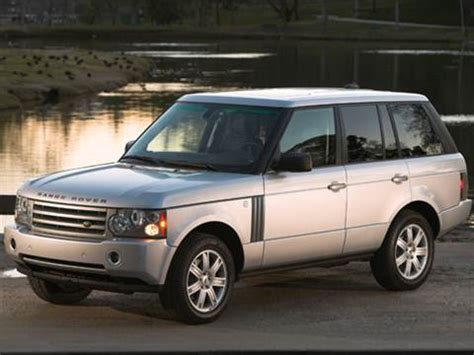 2007 land rover range rover pricing ratings reviews kelley blue book