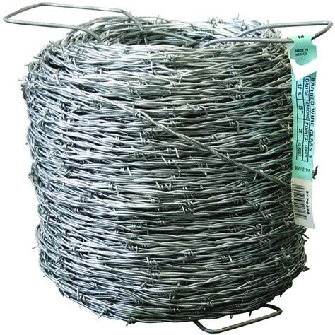 home depot wire barbed wire fencing fencing the home depot