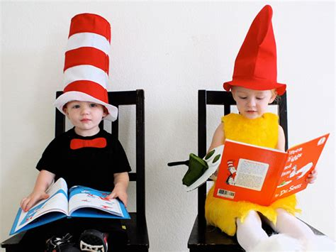 dr seuss diy costumes 10 creative easy costumes