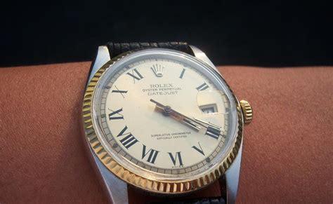 desain lu antik jam tangan for sale rolex 1601 roman index dial steel