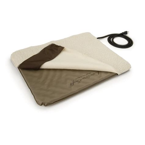 heated bed k h lectro soft outdoor heated bed cover