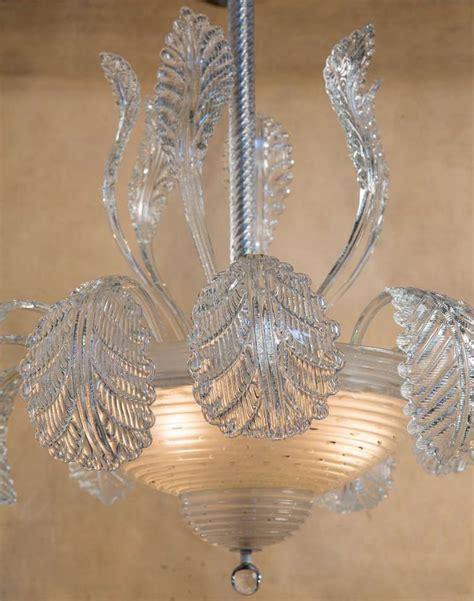 unique italian murano chandelier at 1stdibs