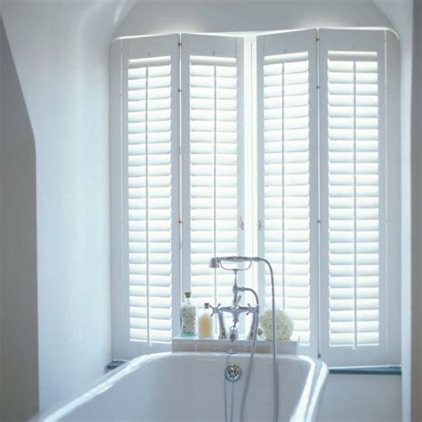 waterproof bathroom window coverings waterproof window shutters and bay windows winchester