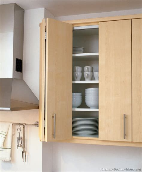 Bifold Cabinet Door Hardware with Bungalow Kitchen Layout