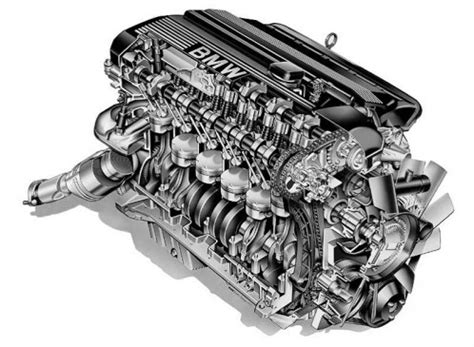 bmw engines from m to n part 1