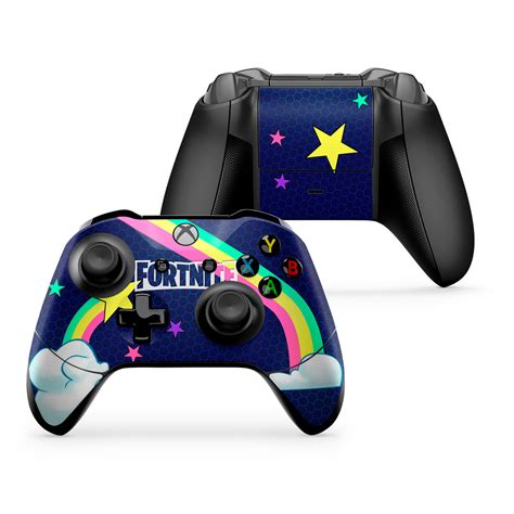 Painting Xbox One X by Rainbow Rider Xbox One X S Controller Skin