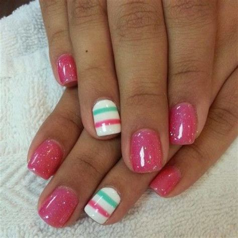 7 Tips For Summer Nails by 25 Best Ideas About Summer Gel Nails On Gel