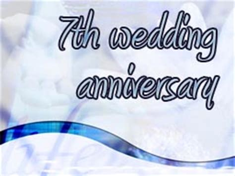 7th Wedding Anniversary Quotes For by 7th Anniversary Quotes Quotesgram