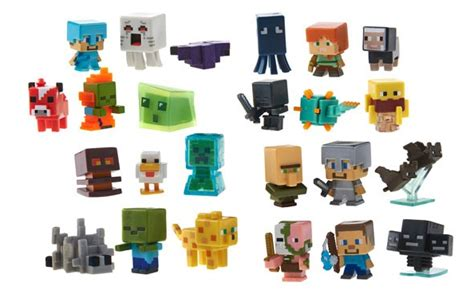 Pajangan Figure Minecraft Mini Figur Minifigures Seri 3 toys for the boys os tais