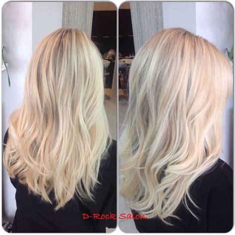 trendy blonde highlights 2013 trendy hair highlights blond balayage hair at d rock