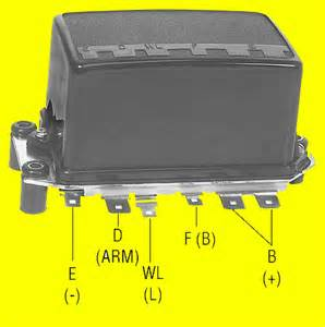 new ford tractor voltage regulator 2000 3000 4000 5000 ebay