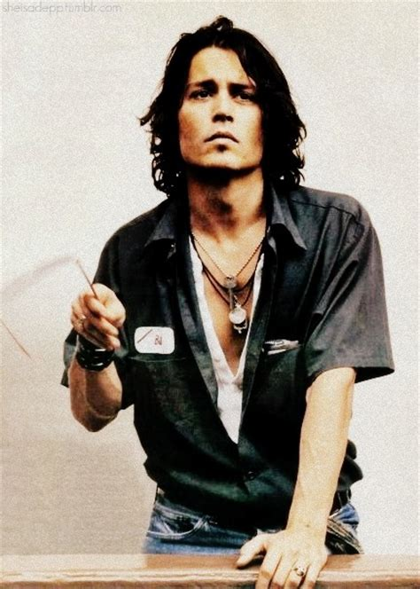 M K Takes Style Cues From Johnny Depp by Johnny Depp S Fashion Style Deppful Style