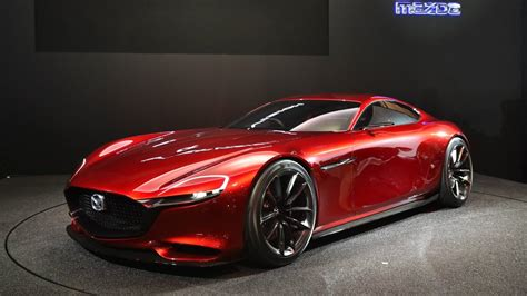 Mazda New Rotary Engine mazda confirms rotary sports car engine in development