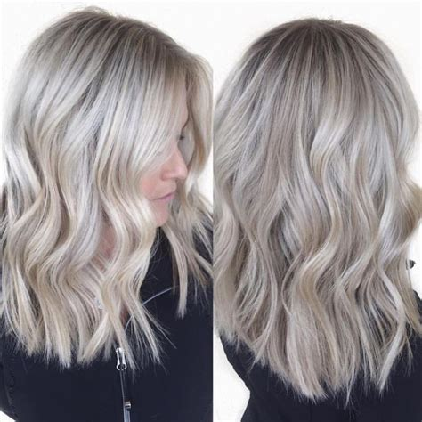 ash blonde to blend in greys the gallery for gt dirty blonde hair with blonde