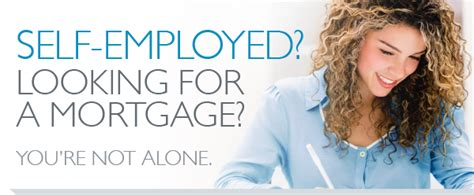 self employed mortgage loans are possible