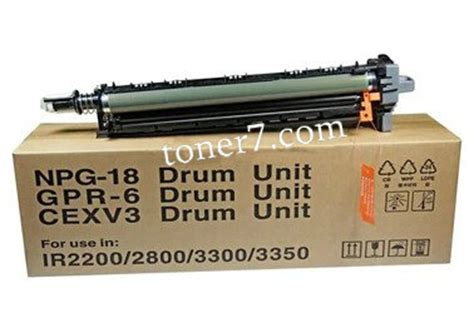Drum Unit Ir3300 Copotan drum unit for canon ir2200 npg18 ir2220 ir2250 ir2800 ir2850 ir3300 ir3320 ir3350 gpr6 cexv3