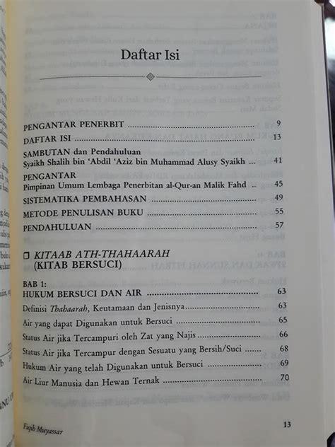 Tuntunan Praktis Dan Padat Bagi Ibu Dari A Sai Z Karmedia buku fiqih muyassar mudah dan praktis dari qur an sunnah
