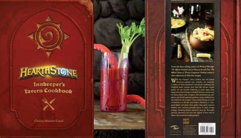 hearthstone innkeeper s tavern cookbook