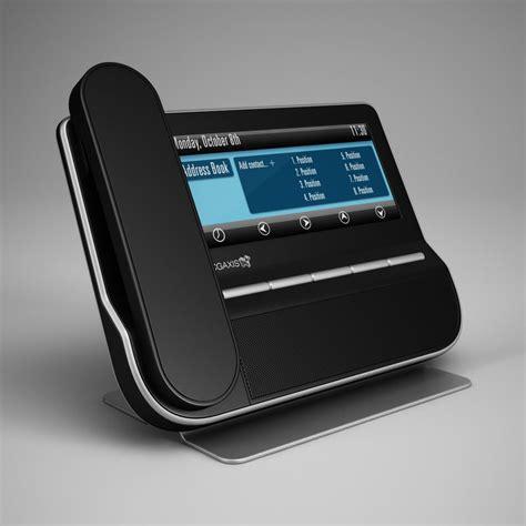 Office Desk Phone 3d Obj Office Desk Telephone 20