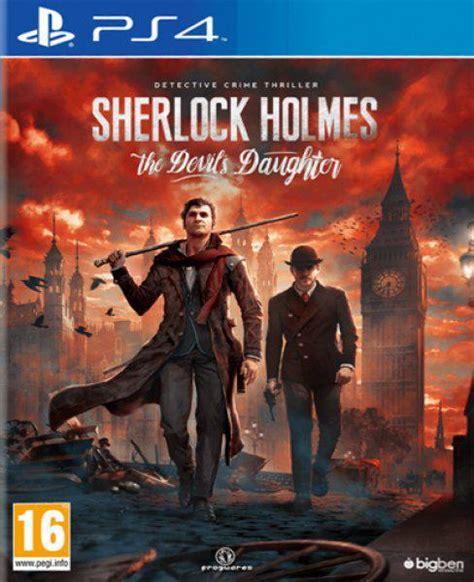 Ps4 Sherlock The Devils R2 juegos sherlock the devils ps4 pcexpansion es