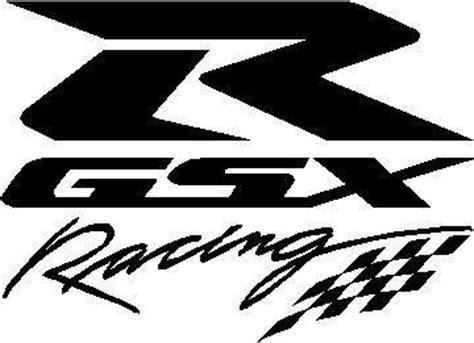 Racing Aufkleber Suzuki by Suzuki Decals Suzuki Gsxr Racing Decal Sticker