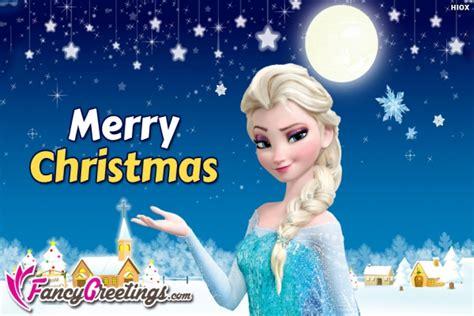 christmas elsa princess elsa christmas