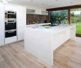 contemporary island kitchen ultra modern white glossy kitchen island home design and