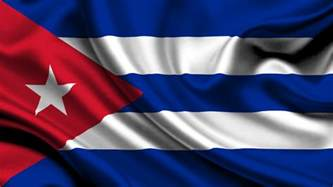 cuban flag colors cuba