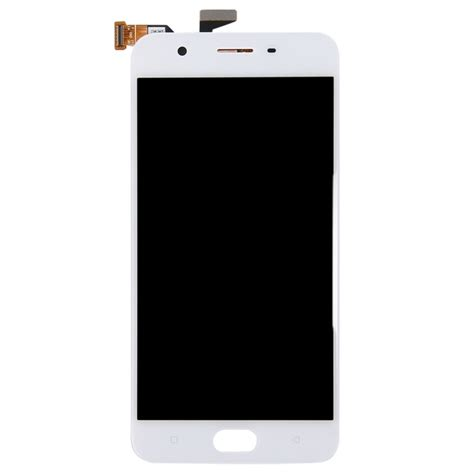 Lcd Oppo 3 A11w Complete With Touchscreen replacement oppo a57 lcd screen touch screen digitizer assembly white alex nld