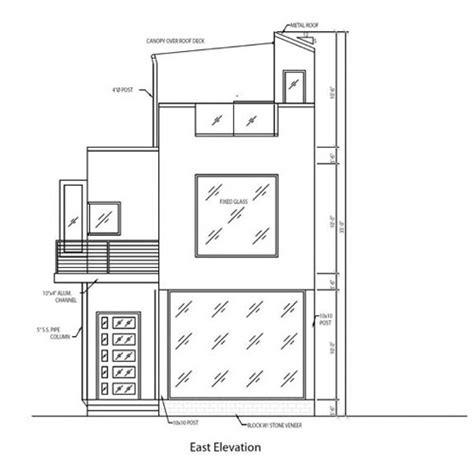 cara membuat denah rumah yang baik sesuai konsep
