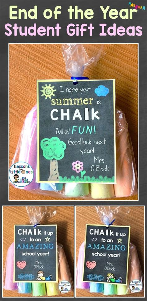 teacher presents to grade 1 students inexpensive end of the school year student gifts and gift tags 15 ideas including