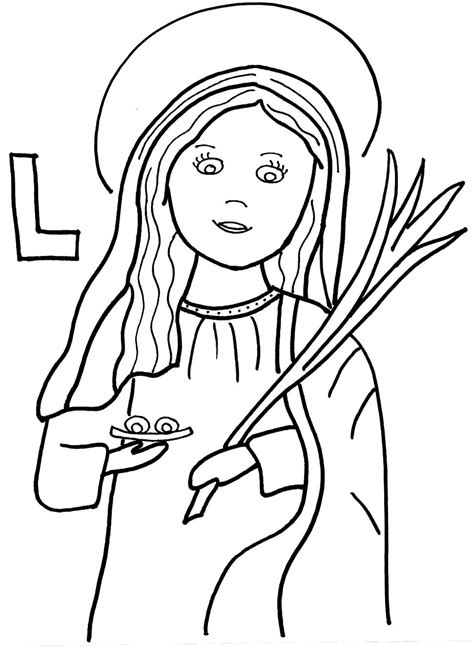 Printable Coloring Pages Of Saints St Mark Coloring Pages Coloring Pages Of Saints