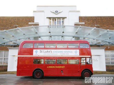 bentley london bentley motors london routemaster charity bus web