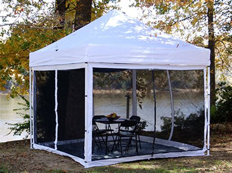 The Canopy Triyae Backyard Canopy With Screens Various Design