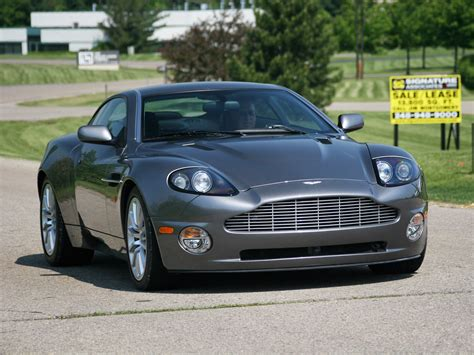 2001 Aston Martin by 2001 Aston Martin Vanquish Pictures Information And