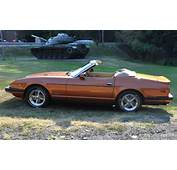 1982 Datsun 280ZX With A Convertible Conversion For Sale